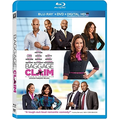 Baggage Claim (Blu-ray/DVD)