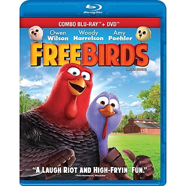 Free Birds (Blu-ray/DVD)