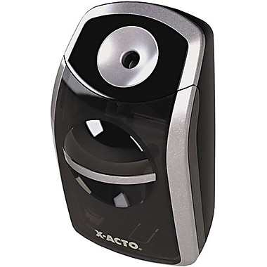 X-Acto® SharpX™ Battery-Operated Pencil Sharpener
