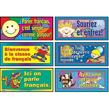 French Variety Poster Set