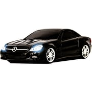 Road Mice™ Mercedes Benz SL550 Car Wireless Optical Mouse, Black