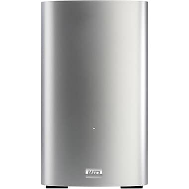 Western Digital® My Book Thunderbolt Duo 6TB Dual-Drive Storage System With RAID (Gray)