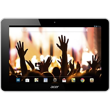 Acer® Iconia A3-A10 32GB 10.1in. Android 4.2 Tablet, White
