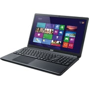 "Acer Aspire E1-532-4629 15.6"" LCD Intel 3558U 500 GB HDD, 4 GB, Windows 7 Home Premium 64-bit Laptop, Red"