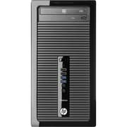 HP® Smart Buy ProDesk 400 G1 Microtower Business Desktop Computer, Intel Dual-Core i3-4130 3.40 GHz