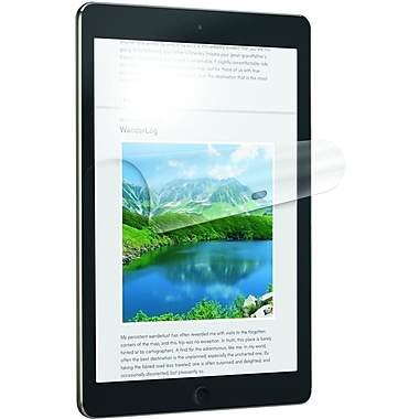 3M™ Natural View Anti-Glare Screen Protector For Apple iPad Air, Clear