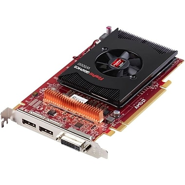 Sapphire™ AMD FirePro™ W5000 PCIe 2GB GDDR5 825 MHz Plug-in Graphic Card
