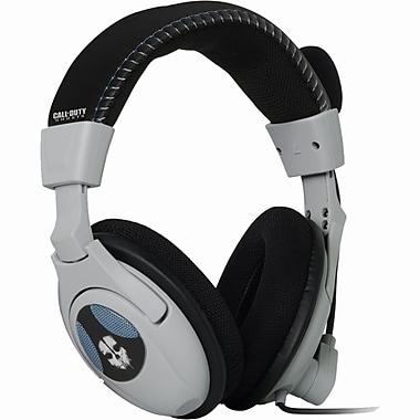 Turtle Beach Systems Call of Duty Ghosts Phantom Wireless Surround Headset, Gray/Black