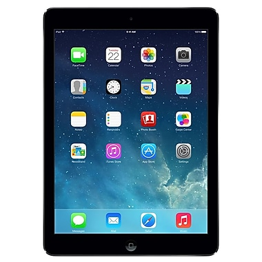 Apple® 9.7in. 32GB iPad Air Tablet, T-Mobile, Space Gray