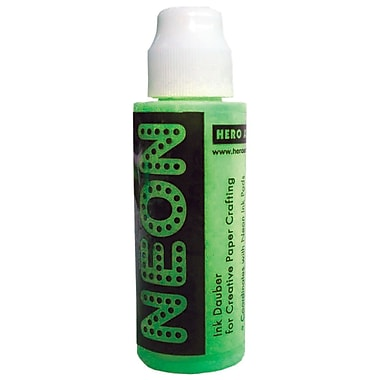 Hero Arts® 1 oz. Ink Dauber, Neon Green