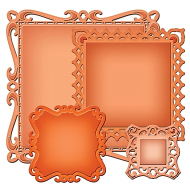 Spellbinders® Nestabilities® Decorative Elements Die, Captivating Squares