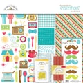Doodlebug™ 12in. x 12in. Day To Day Essentials Page Kit