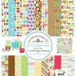"""Doodlebug™ Day To Day Paper Pack, 12"""" x 12"""""""