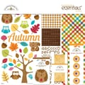 Doodlebug™ 12in. x 12in. Happy Harvest Essentials Page Kit