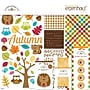 Doodlebug™ 12 x 12 Happy Harvest Essentials Page