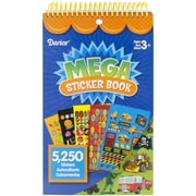 "Darice® Mega Sticker Book, 9 1/2"" x 6"", Boy"