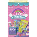 Darice® Mega Sticker Book, 9 1/2in. x 6in., Girl