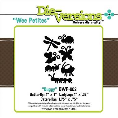 Die-Versions® Wee Petites Die, Buggy