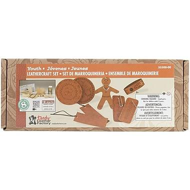 Tandy Leather Factory® Youth Leathercraft Set Activity Kit