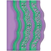 Spellbinders® Borderabilities® Card Creator Die, Scalloped Borders 2