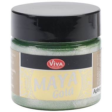 Viva Decor Maya Gold 50 ml Liquid Metallic Paints