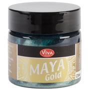 Viva Decor Maya Gold 50 ml Liquid Metallic Paint, Olive