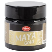 Viva Decor Maya Gold 50 ml Liquid Metallic Paint, Haematite