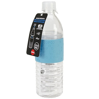 Copco® 16.9 oz. Plastic Hydra Bottle, Blue