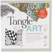 Quarry Books Tangle Art Drawing Kit