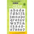 Hero Arts® 4in. x 6in. Clear Photopolymer Stamp Sheet, Journal Letters