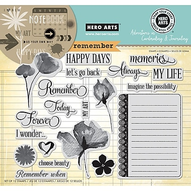 Hero Arts® In Cardmaking & Journaling 8