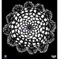 Prima Marketing™ 12in. x 12in. Elementals Stencil, Doily