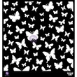 Prima Marketing™ 12in. x 12in. Elementals Stencil, Butterflies