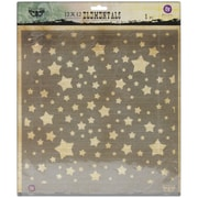 "Prima Marketing™ 12"" x 12"" Elementals Stencil, Stars"
