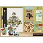 K&Company SMASH 365 Journal Folio Gift Set, 40 Pages