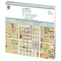 Prima Marketing™ Flora Everyday Vintage Collection Kit, 12in. x 12in.