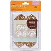 "Provo Craft® Cuttlebug™ A2 3 1/2"" x 5 1/2"" Cut and Emboss Die, Flower Layer"