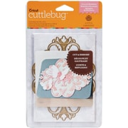 "Provo Craft® Cuttlebug™ A2 3 1/2"" x 5 1/2"" Cut and Emboss Die, Flourish Medallion"