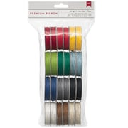 American Crafts™ Hemp Twine 12 Basic Colors Value Pack, 24/Pack