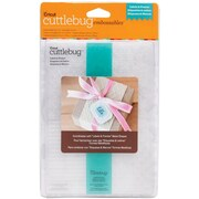 "Provo Craft® Cuttlebug™ 5"" x 7"" Embossing Folder/Border Set, Labels And Frames"