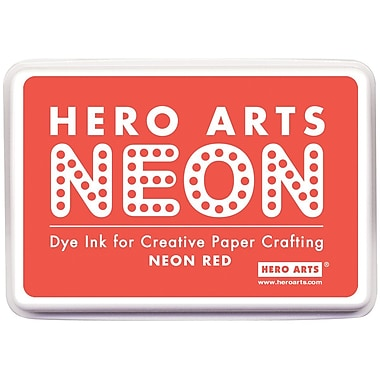 Hero Arts® Neon Ink Pad, Red