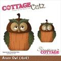 CottageCutz® 4in. x 4in. Thin Metal Dies