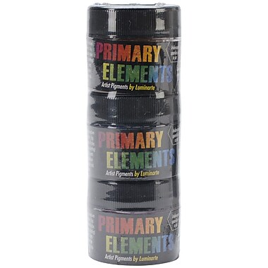 Splash Of Color 10 ml Primary Elements Artist Pigment, Emperor