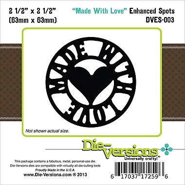 Die-Versions® Enhanced Spots 2 1/2