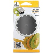EK Success® Large Punch, Scallop Circle, 2 1/4""