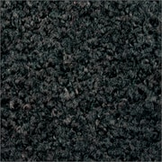 "Andersen Tri-Grip Nylon Fiber Rubber Backing Indoor Mat 72"" x 48"", Charcoal"