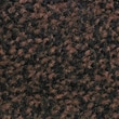 Andersen Colorstar Plush Nylon Indoor Wiper Mat, 4' x 8', Brown/Black with Cleated Backing