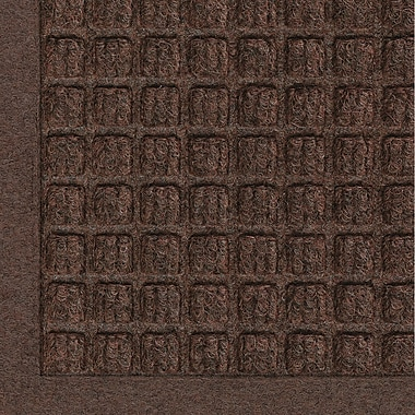 Anderson Waterhog™ Fashion Polypropylene Indoor Floor Mat, 4' x 6', Dark Brown
