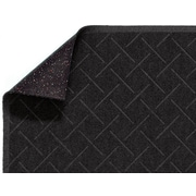 Anderson Enviro Plus™ PET Polyester Indoor Wiper Mat, 2' x 3', Black Smoke