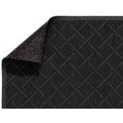 Anderson Enviro Plus™ PET Polyester Indoor Wiper Mat, 6' x 8', Black Smoke